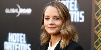 L'attrice e regista Jodie Foster