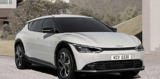 Nuova Kia EV6