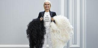 Maria Grazia Chiuri direttore creativo Dior