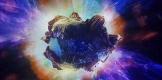 mega cometa terra