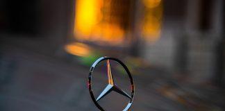 Primi test su strada per Mercedes CLE