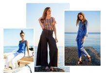 Pantaloni di lino estate 2021