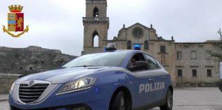Arrestato 20enne a Matera