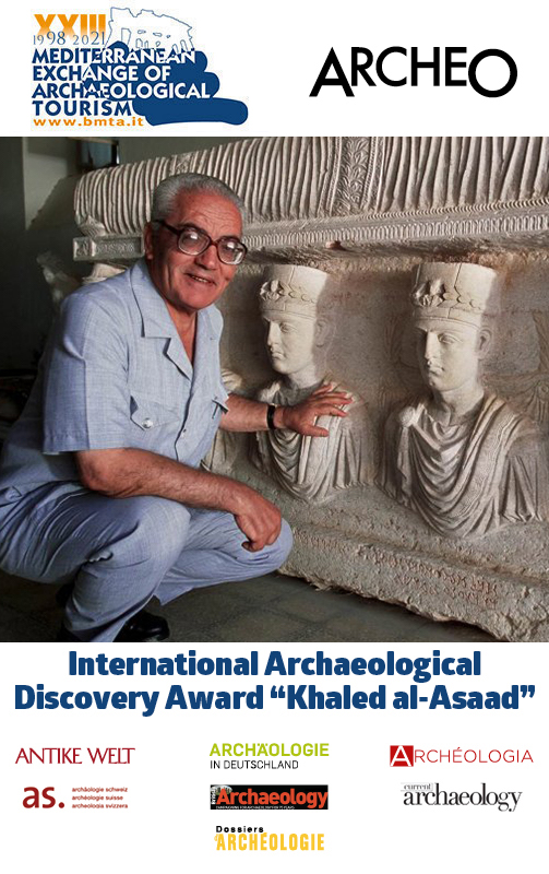 premio khaled scoperte archeologiche