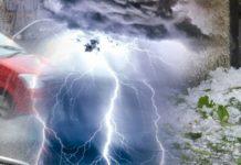 Ancora forti nubifragi