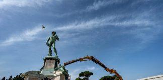 David in piazzale Michelangelo