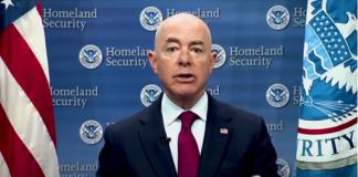 TPS Homeland Security Secretary