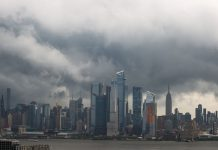 Tempesta Elsa a New York