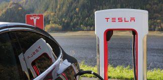 Rete di ricarica Tesla