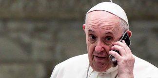 Il Papa in contatto con i talebani