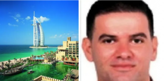 Arrestato a Dubai