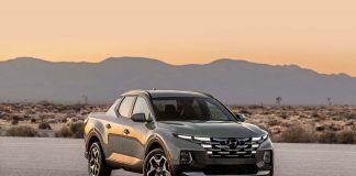 Il pick-up Hyundai Santa Cruz 2022