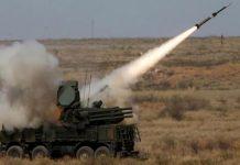 Intercettati missili israeliani in Siria