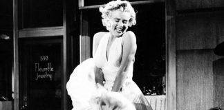 Abiti Anni 50: la gonna a campana di Marilyn Monroe