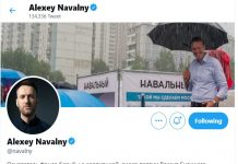 Nuove accuse per Navalny