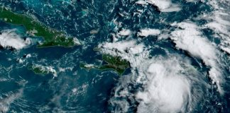 Tempesta Grace su Haiti