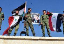 Terroristi armati circondati a Daraa
