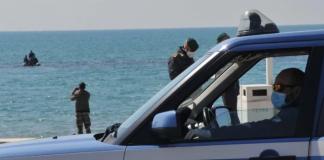 Tragedia sulla spiaggia a Ladispoli