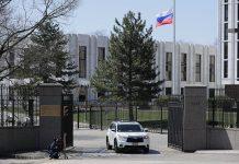 diplomatici russi