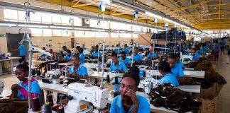 Fabbriche tessili Africa