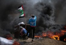 Israele attacca i siti di Hamas