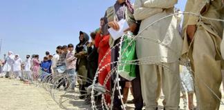 Airbnb - rifugiati afghani