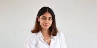 La stilista Sanah Sharma Mehra