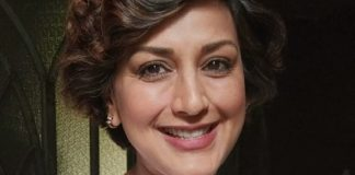Sonali Bendre, attrice indiana