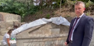 tomba pompei
