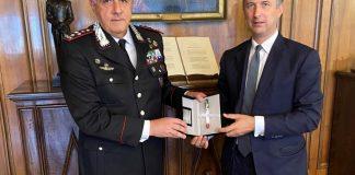 Arma dei Carabinieri e Snam