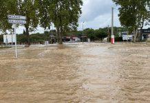 Alluvione in Francia