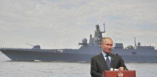 Russia nel Mar Rosso