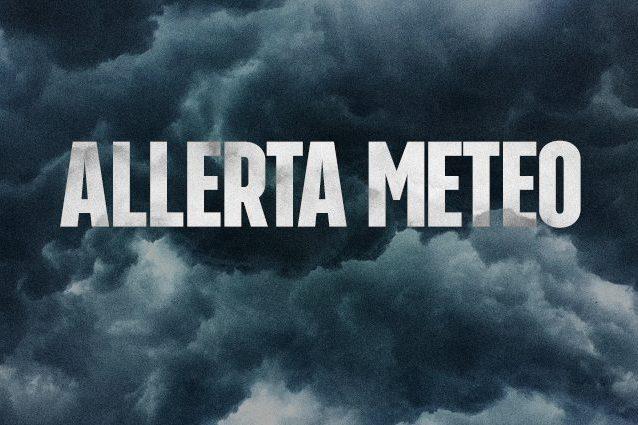 Allerta meteo gialla domani