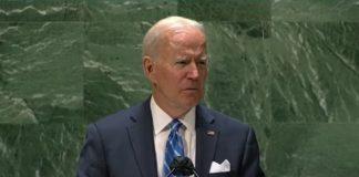 Biden all'ONU