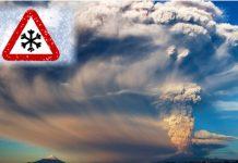 più potente eruzioni vulcanica