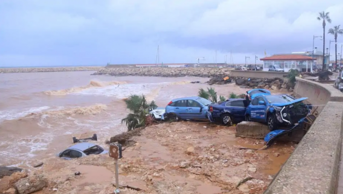 Inondazioni devastanti in Spagna