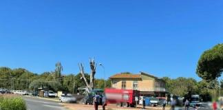 Incidente sulla Casilina
