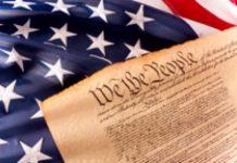 Rara copia della Costituzione americana messa all'asta