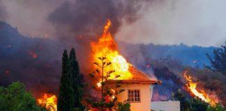 Inferno a La Palma