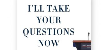 I'll Take Your Questions Now