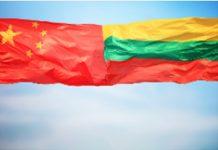 Lituania-Cina