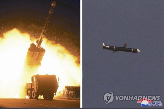 Nord Corea testa un nuovo missile a lungo raggio