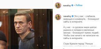 Elezioni Russia: Navalny