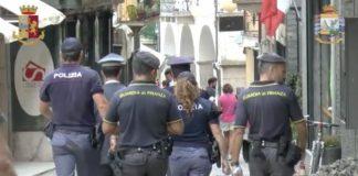 Operazione di Polizia e GdF