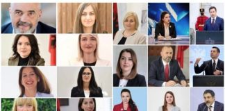 Quote rosa in Albania