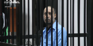 Scarcerato il figlio di Gheddafi
