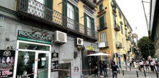 Tragedia a Napoli