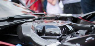 Motore Aston Martin Vulcan
