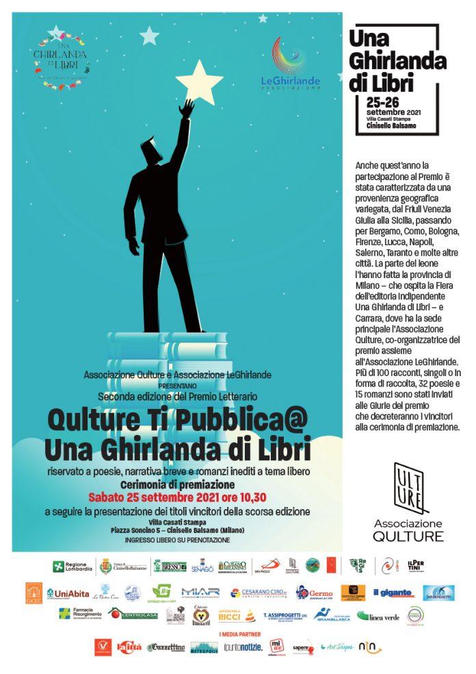 Seconda edizione del premio letterario