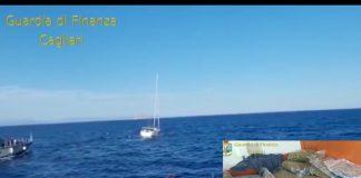 GdF di Cagliari ha sequestrato
